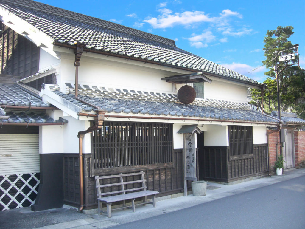 Nishioka_sake_brewery